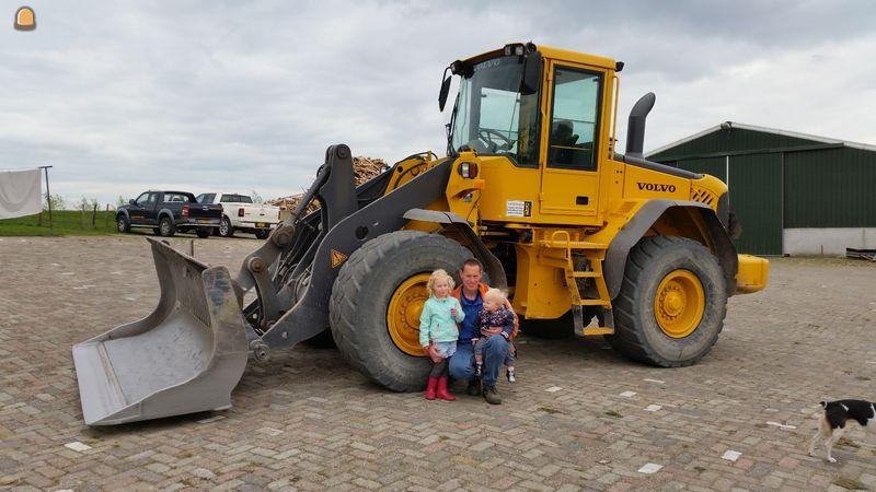 Top Materieel Wiellader / shovel Volvo L70E 17611481 - P. van Leeuwen #ZX_83